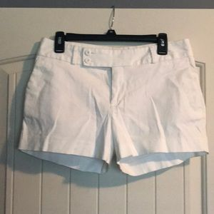 Banana Republic - white shorts